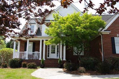 Cohutta, Varnell Single Family Home For Sale: 500 Ridge Point Lane