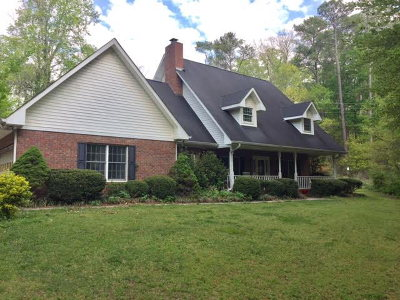 Dalton Single Family Home For Sale: 408 Van Buren Drive