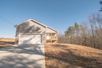 Rocky Face, Tunnel Hill Single Family Home For Sale: 3401 Oscar Nance