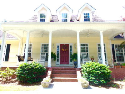 Dalton Single Family Home For Sale: 1180 Witherow Bridge Dr