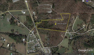 Rocky Face, Tunnel Hill Residential Lots & Land For Sale: 11795 Hwy 41