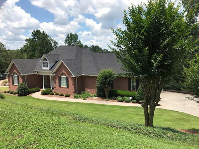 Cohutta, Varnell Single Family Home For Sale: 349 Golf View Drive