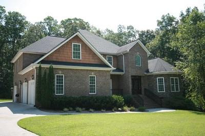 Dalton Single Family Home For Sale: 3170 Hidden Lake Drive