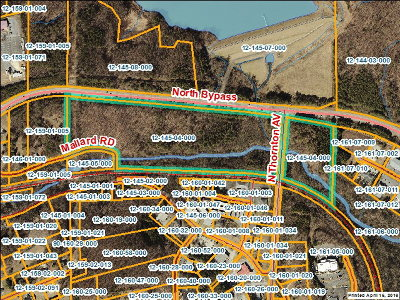 Chatsworth, Eton, Cohutta, Varnell, Dalton, Ringgold, Rocky Face, Tunnel Hill Residential Lots & Land For Sale: Thornton Avenue