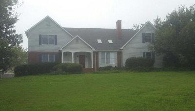 Dalton Single Family Home For Sale: 2407 Scott Drive