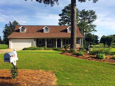 Chatsworth, Eton Single Family Home For Sale: 304 Magnolia Lane