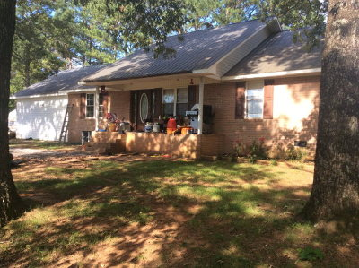 Cohutta, Varnell Single Family Home For Sale: 4868 Cleveland Hwy