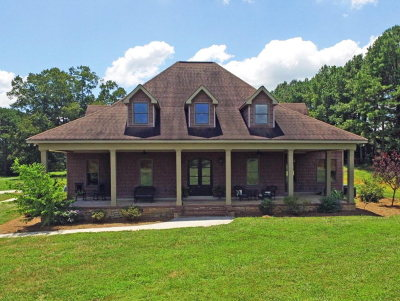 Cohutta, Varnell Single Family Home For Sale: 220 Barnard Road