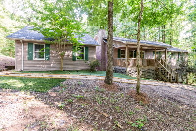 Ringgold Single Family Home For Sale: 552 Vaughn Drive