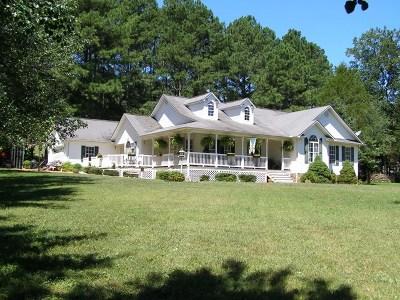 Cohutta, Varnell Single Family Home For Sale: 208 Stadium Way