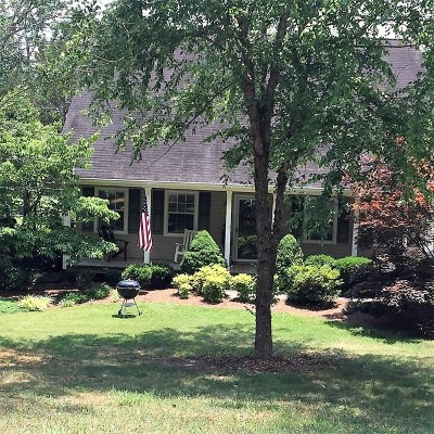 Cohutta, Varnell Single Family Home For Sale: 4124 Dog Legg Drive