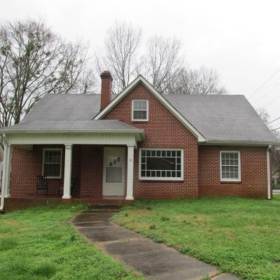 Dalton Single Family Home For Sale: 411 W Cuyler Street
