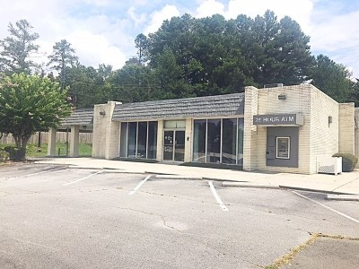 Catoosa County, Whitfield County, Murray County Commercial For Sale: 3628 Chattanooga Road