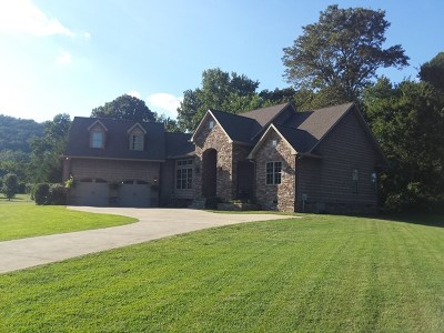 Ringgold Single Family Home For Sale: 1020 Buckner Rd
