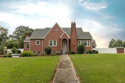 Dalton Single Family Home For Sale: 2505 S Dixie Hwy