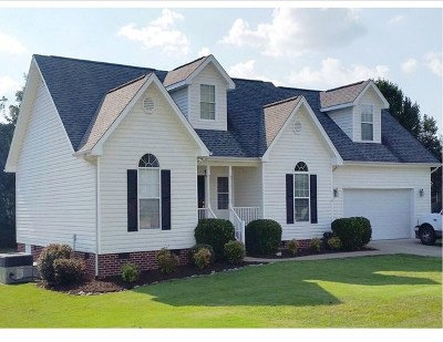 Ringgold Single Family Home For Sale: 426 Cardinal Road