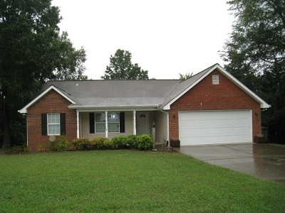 Cohutta GA Single Family Home For Sale: $154,900