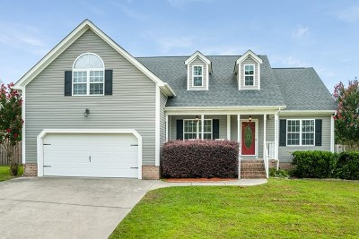 Ringgold Single Family Home For Sale: 58 Bent Tree Drive