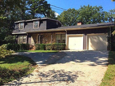 Dalton Single Family Home For Sale: 432 Castle Road