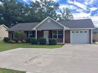 Ringgold Single Family Home For Sale: 77 Holcomb Road
