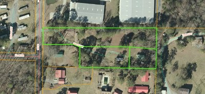 Catoosa County, Whitfield County, Murray County Commercial For Sale: 152 Marmot Way