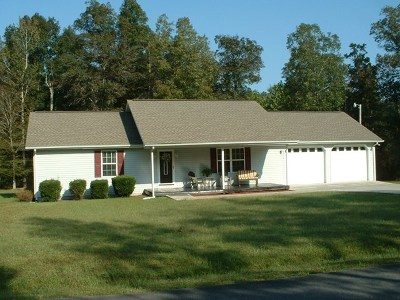 Cohutta, Varnell Single Family Home For Sale: 5433 Frederick Road