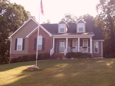 Ringgold Single Family Home For Sale: 906 Castleview Drive