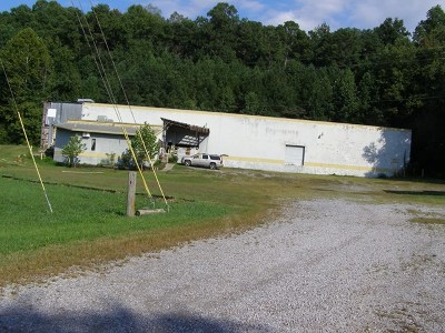 Catoosa County, Whitfield County, Murray County Commercial For Sale: 1711 S Dixie Hwy