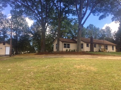 Dalton Single Family Home For Sale: 104 Brickyard Road