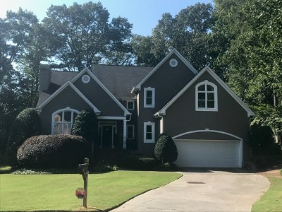 Dalton Single Family Home For Sale: 1709 Brandywine Way
