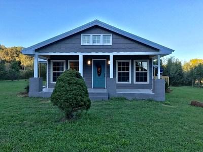 Cohutta, Varnell Single Family Home For Sale: 334 Varnell Cedar Street