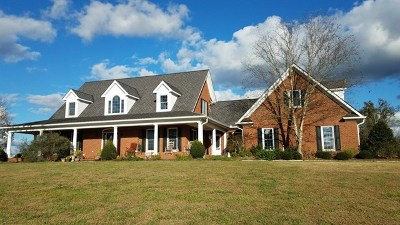 Dalton Single Family Home For Sale: 2158 NE Beaverdale Road