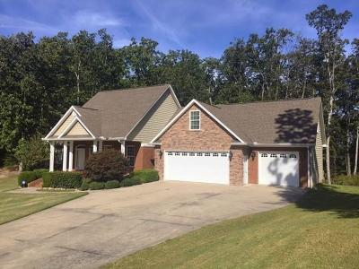 Rocky Face Single Family Home For Sale: 129 Weatherby Drive