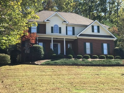Rocky Face Single Family Home For Sale: 422 Battleline Drive