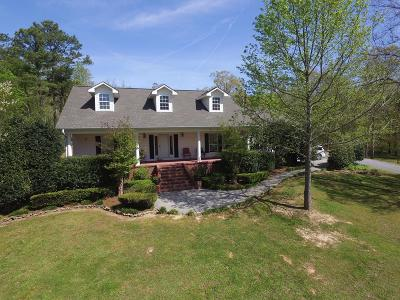 Chatsworth, Eton Single Family Home For Sale: 165 Holly Creek Road