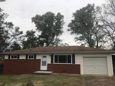 Ringgold Single Family Home For Sale: 184 Carrol Drive