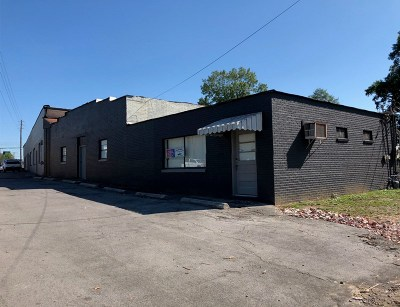 Catoosa County, Whitfield County, Murray County Commercial For Sale: 2101 E Morris Street
