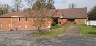 Catoosa County, Whitfield County, Murray County Commercial For Sale: 735 Beaverdale Road
