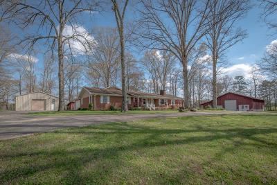 Dalton Single Family Home For Sale: 1610 Beaverdale Road
