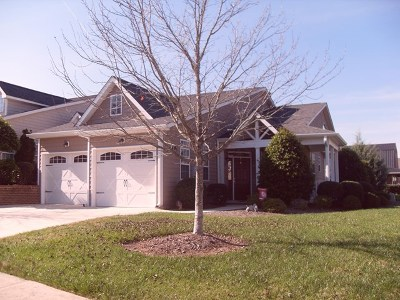 Ringgold Single Family Home For Sale: 80 Hillhouse Lane