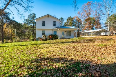 Rocky Face, Tunnel Hill Single Family Home For Sale: 2902 Davis Road