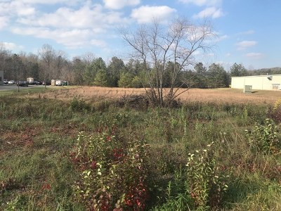 Catoosa County, Whitfield County, Murray County Commercial For Sale: 1417 Chattanooga Avenue