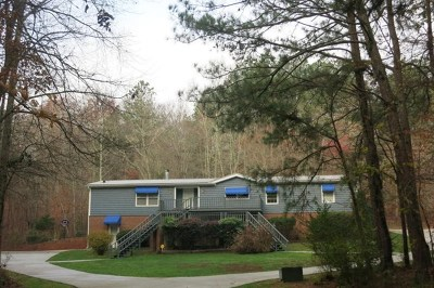 Ringgold Single Family Home For Sale: 4208 Houston Valley Road