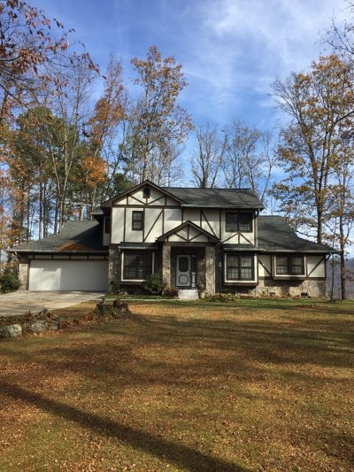 Rocky Face, Tunnel Hill Single Family Home For Sale: 405 Rebel Camp Road