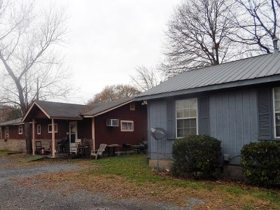 Catoosa County, Whitfield County, Murray County Commercial For Sale: 400 Rowena Street