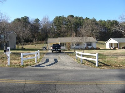 Cohutta, Varnell Single Family Home For Sale: 181 Chickasaw Drive