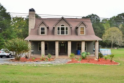Rocky Face Single Family Home For Sale: 2295 Utility Road