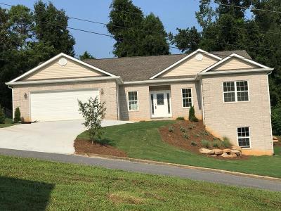 Dalton Single Family Home For Sale: Tibbs Terrace
