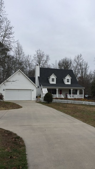 Rocky Face Single Family Home For Sale: 524 Houston Valley Road