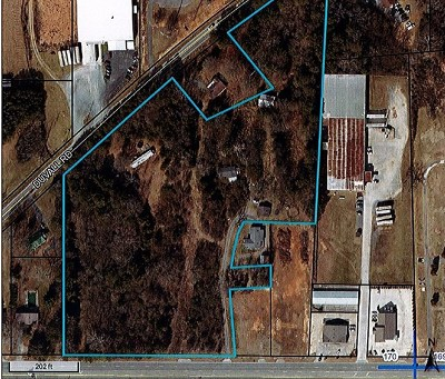 Chatsworth, Eton Residential Lots & Land For Sale: Gi Maddox Pkwy